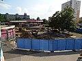 Zahradní Město, rekonstrukce prostranství před Cílem (01).jpg