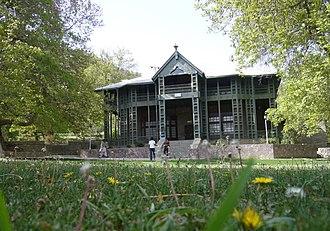 Ziarat - Quaid-e-Azam Residency