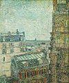 Zicht op Parijs vanuit Vincents kamer in de rue Lepic.jpg