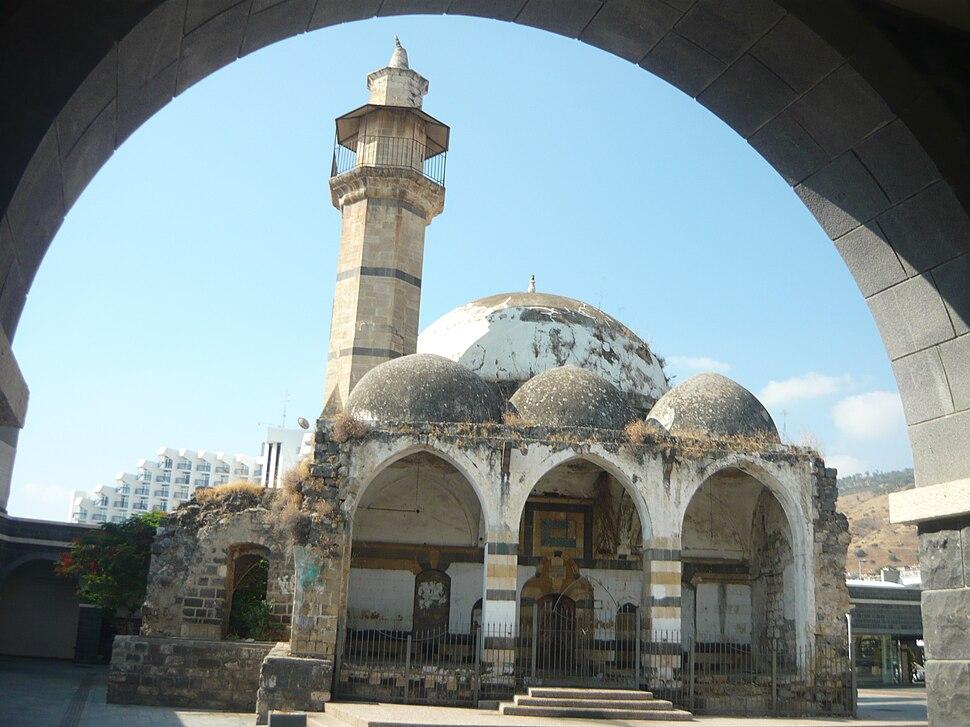 Zidani mosque front