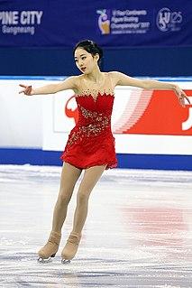 Li Zijun Chinese figure skater