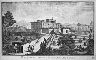 Villa Palmieri, Fiesole