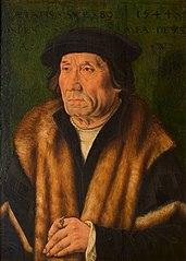 Adriaan de Witte (1464-1549), heer van Buerstede