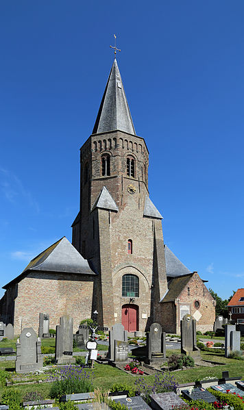 Zuienkerke (province of West Flanders, Belgium): St Michael's church