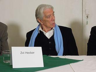 Zvi Hecker - Image: Zvi Hecker, Ostrava, 2013