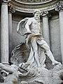 """Ocean"" (1762) by Pietro Bracci (Rome 1700-Rome 1773) - The fountain of Trevi in Rome (23616401989).jpg"