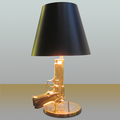 """ 12 - ITALY - Gun Collection 2005 FLOS Bedside Gun lamp.png"