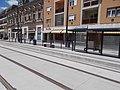 'Kossuth tér' Haltestelle, Andrássy Staße, 2021 Hódmezővásárhely.jpg