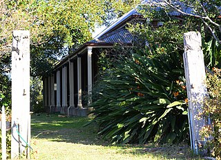 Merriville House and Gardens Heritage Listed Homestead in New South Wales, Australia