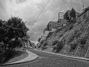 Guápulo - Image: (Guápulo) Calle pic. z
