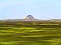 ( جبل منفرد). جبل طويل شهاق، شرق جرف الدراويش (الطريق الصحراوي) 30كلم، البادية الجنوبية، الاردن).jpg