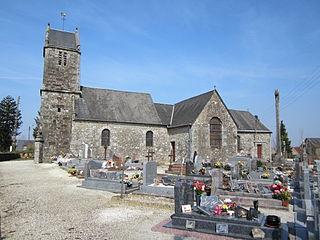 Boisyvon Commune in Normandy, France