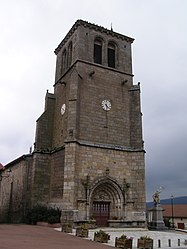 Saint-Just-en-Bas – Veduta