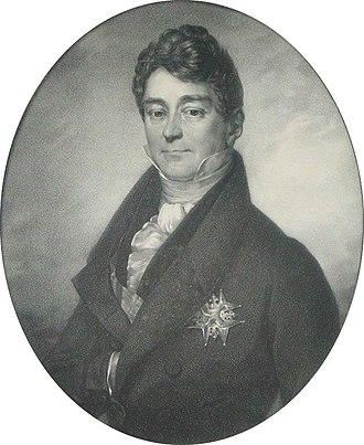 Étienne-Denis Pasquier - Image: Étienne Denis Pasquier