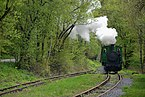 "Čermeľská železnica - narrow-gauge lokomotive ""Krutwig"" 02.jpg"