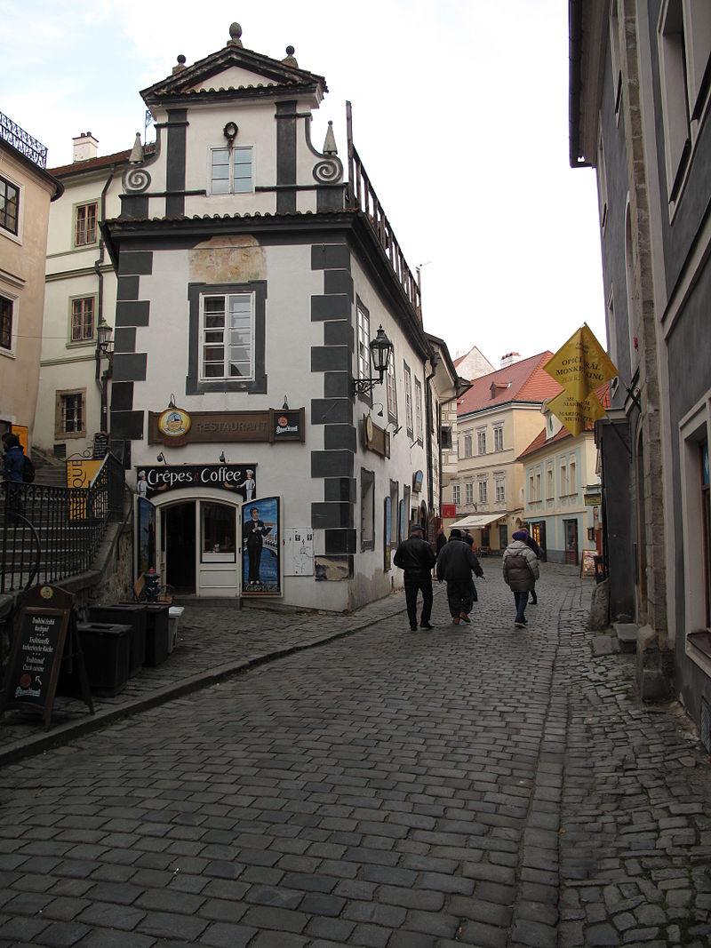 Český Krumlov, Latrán (019).JPG