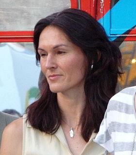 Šárka Kašpárková Czech athlete
