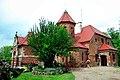 Żądło-Dąbrowski z Dąbrówki Herbu (Coat of Arms) Radwan Family Manor in Michałowice Village, POLAND.jpg