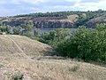 Вид на ПОРОГИ с острова Хортица - panoramio.jpg