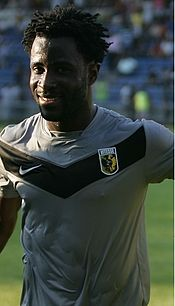 About Wilfried Bony   Association football player