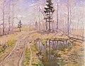 В. К. Бялыницкий-Бируля. Изумруд весны. 1915.jpg