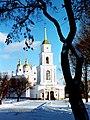 Дзвіниця Успенського собору,uk Полтава, Соборна (Червона) площа,alex.jpg