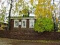 Дом, где родился С.А. Есенин. Константиново..JPG
