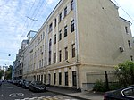 Доходный дом (в одной из квартир этого дома жил Васнецов А. М. в период с 1904 по 1933 гг.)