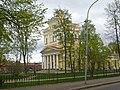 Кронштадт. Ленинградская 2 (музей истории Кронштадта), территория01.jpg