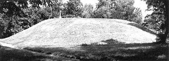 Black Grave - Image: Курган Чорна Могила чб