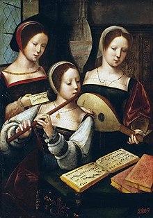 La suonatrice di flauto - 1 10