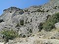 Новый Свет. Тропа Галицина. Гора Коба-Кая - panoramio.jpg