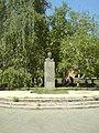 Памятник Дзержинскому на одноимённой площади в Донецке 005.jpg