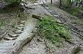 Пещерный монашеский скит в Святогорске 063.jpg