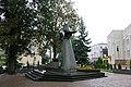 Рівне, вул. Соборна 16, Пам'ятник Климу Савуру.jpg