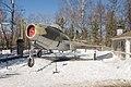 Самолет F-84F Thunderstreak в музее техники Вадима Задорожного.jpg