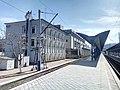 Севастопольский вокзал, под завязку забитый укроповскими захватчиками - panoramio.jpg