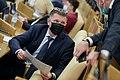 Сергей Жигарев на пленарном заседании в Госдуме 2021 год.jpg