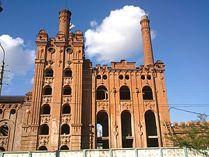 Maykop - Brewery (cultural heritage)