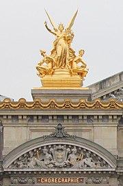 Часть фасада Дворца Гарнье (Париж).jpg