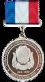 Юбилейный знак «15 лет Государственному Собранию Республики Марий Эл» (2009 г.), аверс.png