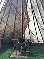Юрта в Археологическом музее-заповеднике (1).jpg