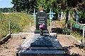 Яришівка, Могила невідомого солдата, на кладовищі.jpg