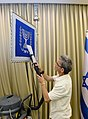הכנות בבית הנשיא לקראת ביקור טראמפ בישראל (2).jpg