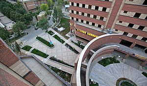 Iran University of Science and Technology - industrial engineering and electrical engineering departments