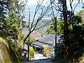 切通しから中千本方面を望む 吉野山にて 2010.3.30 - panoramio.jpg