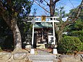 堺市中区上之 陶荒田神社境内の「老松社」 2012.12.14 - panoramio.jpg