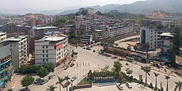 山水大酒店看漳平 - Zhangping City Seen from Shanshui Hotel - 2014.04 - panoramio.jpg