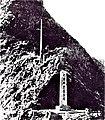 択捉島蘂取村カモイワッカ岬の昭和の標柱.jpg