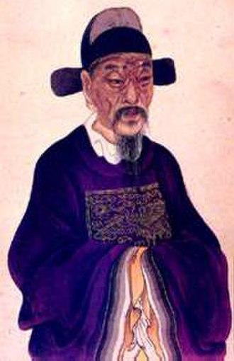 Hai Rui - Image: 海青天像